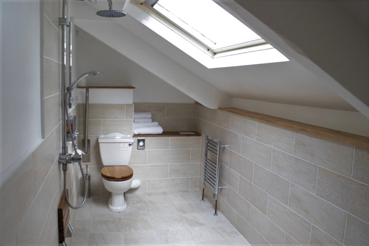 Rook En Suite Wetroom